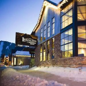 Hotels near Pink Garter Theatre - The Lexington At Jackson Hole Hotel