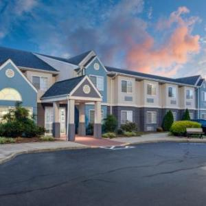 Haw River Ballroom Hotels - Microtel Inn & Suites By Wyndham Burlington