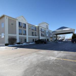 Holiday Inn Express Hotel Suites Sycamore Dekalb