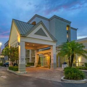 Fiu Biscayne Bay Hotels Best Western Plus Windsor Inn