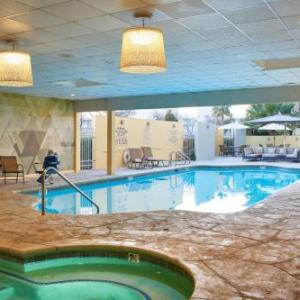 Chukchansi Park Hotels - Doubletree By Hilton Fresno Convention Center