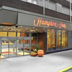 Hotels near New World Stages - Hampton Inn Manhattan-Times Square North