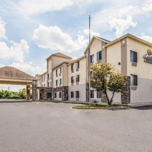 Comfort Inn & Suites North Aurora