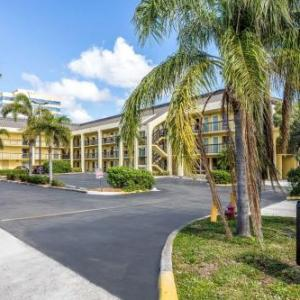 South Florida Expo Center Hotels - Rodeway Inn West Palm Beach