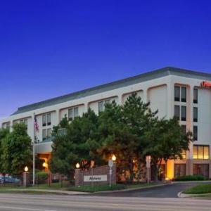 AFC Center Chicago Hotels - Hampton Inn Chicago-Midway Airport