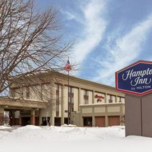 Coronado Performing Arts Center Hotels - Hampton Inn Rockford