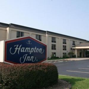Lindner Fitness Center Hotels - Hampton Inn Chicago Elgin / I-90
