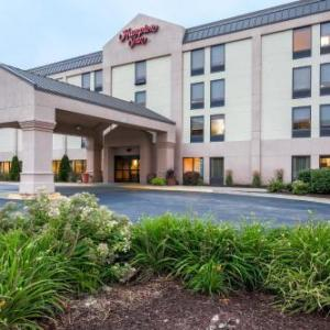 Hotels near Canopy Club - Hampton Inn Champaign/Urbana