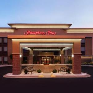 Joliet Memorial Stadium Hotels - Hampton Inn Joliet/I-80