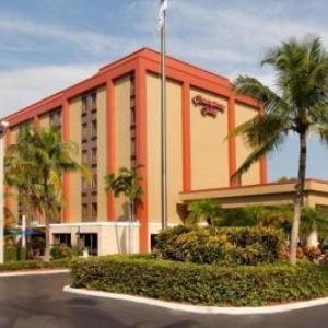 Hampton Inn Miami-Airport West FL, 33166
