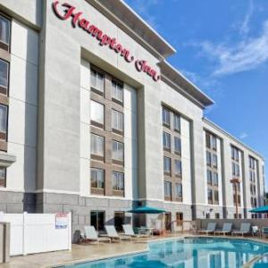 Mavericks Jacksonville Hotels - Hampton Inn Jacksonville-I-95 Central