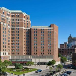 Canalside Buffalo Hotels - Hyatt Regency Buffalo