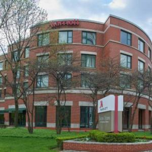 Hotels near University of Illinois Chicago - Chicago Marriott At Medical District/uic
