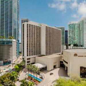 Klipsch Amphitheater at Bayfront Park Hotels - Hyatt Regency Miami