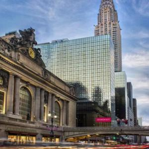 Hotels near Grand Central Terminal - Grand Hyatt New York Hotel