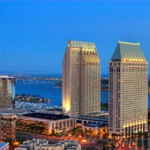 Downtown 7th and Market Hotels - Manchester Grand Hyatt San Diego