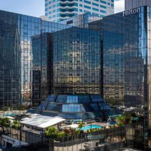 Downtown Tampa Hotels - Hilton Tampa Downtown