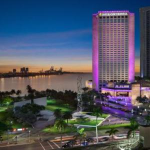 Hotels near Klipsch Amphitheater at Bayfront Park - Intercontinental Miami