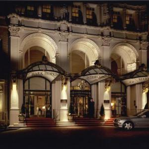 The Masonic San Francisco Hotels - InterContinental Mark Hopkins San Francisco