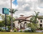 Seffner Florida Hotels - Quality Inn & Suites Tampa - Brandon Near Casino