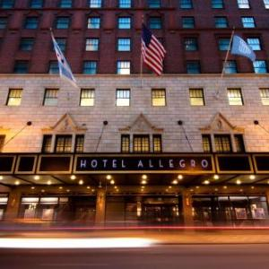Bull & Bear Chicago Hotels - Kimpton Hotel Allegro
