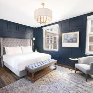 Hotels near Vessel San Francisco - Kimpton Sir Francis Drake Hotel