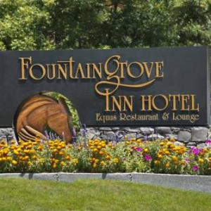 Hotels near Luther Burbank Center for the Arts - Fountain Grove Inn Hotel And Conference Center