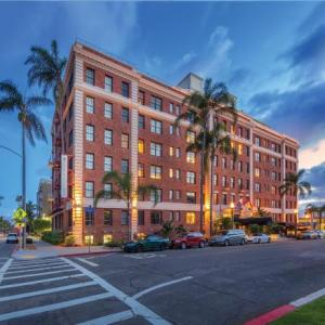 Hotels near San Diego Museum of Art - Inn At The Park