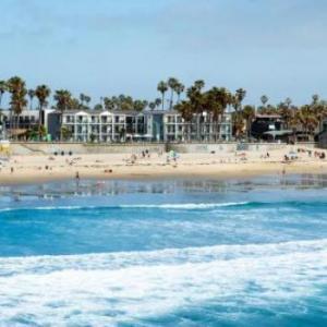 Hotels near 710 Beach Club - Ocean Park Inn