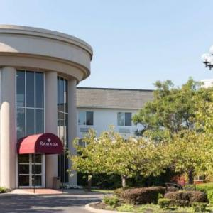 Alumni Arena Buffalo Hotels - Ramada Amherst/Getzville Hotel And Conference Center