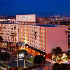 Four Points By Sheraton Los Angeles International Airport CA, 90045