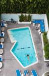 Beverly Hills California Hotels - Mosaic Hotel