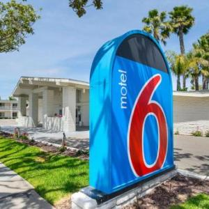 Motel 6-Santa Maria CA - South