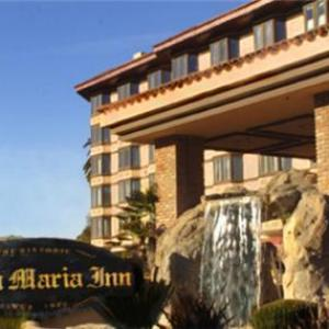 Hotels near Santa Maria Fairpark - Historic Santa Maria Inn