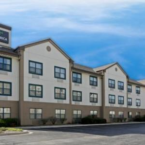 Extended Stay America -Champaign -Urbana
