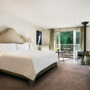 Hotels near Sweetwater Music Hall - Mill Valley Inn Marin County