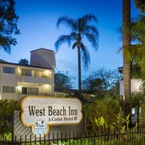 Hotels near Chase Palm Park - West Beach Inn a Coast Hotel