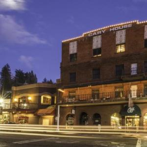 Hotels Near Placerville Sdway Historic Cary House Hotel