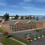 Cheboygan Michigan Hotels - Bridge Vista Beach-hotel & Convention Center