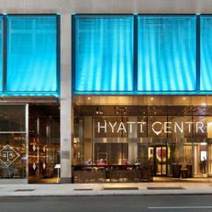 Hard Rock Cafe New York Hotels - Hyatt Centric Times Square New York