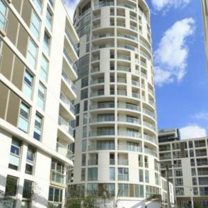 SACO Canary Wharf -Trinity Tower