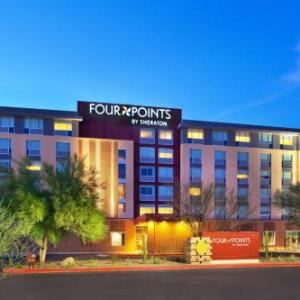 Hotels near Phoenix-Mesa Gateway Airport - Four Points By Sheraton At Phoenix Mesa Gateway Airport