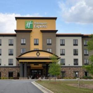 Fort Valley State University Hotels - Holiday Inn Express Hotel & Suites Perry-National Fairground Area