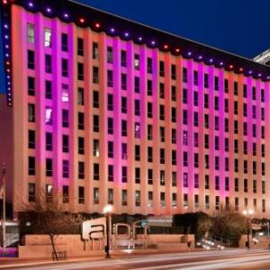 Thunder Field Hotels - Aloft Orlando Downtown