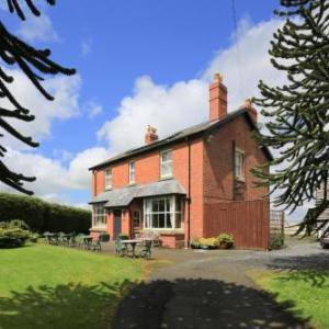 Hotels near The Hafren Newtown - The Old Vicarage Dolfor