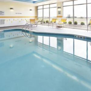 Fairfield Inn & Suites By Marriott Jeffersonville I-71