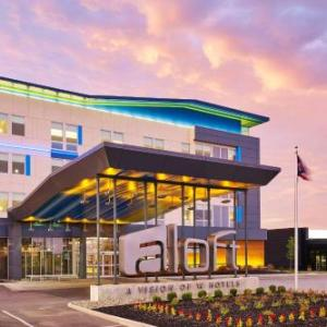 Hotels near Cuyahoga Community College Eastern Campus - Aloft Beachwood