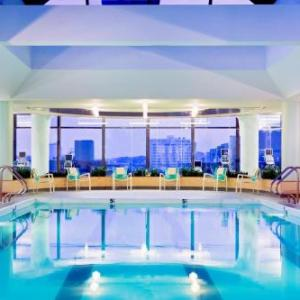 New England Conservatory Hotels - Boston Marriott Copley Place