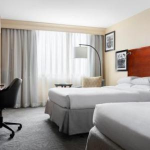 Hotels near UB Stadium - Buffalo Marriott Niagara