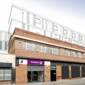 Hotels near O2 Academy Brixton - Premier Inn London Brixton